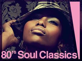 80s soul classics logo