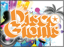 Disco Giants Logo
