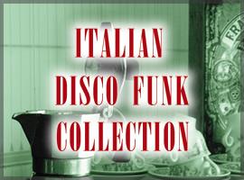 Italian Disco Funk Logo