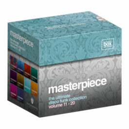 masterpiece collector box 11 - 20